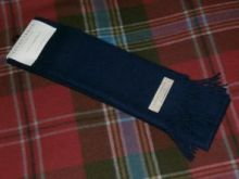 шарф 100% шерсть , расцветка Navy Нейви (морская)