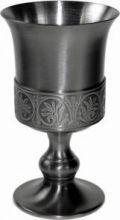 Средневековый кубок из пьютера Medieval Goblet